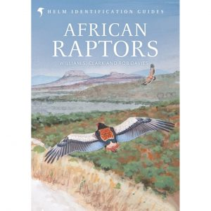 African Raptors Fieldguide cover